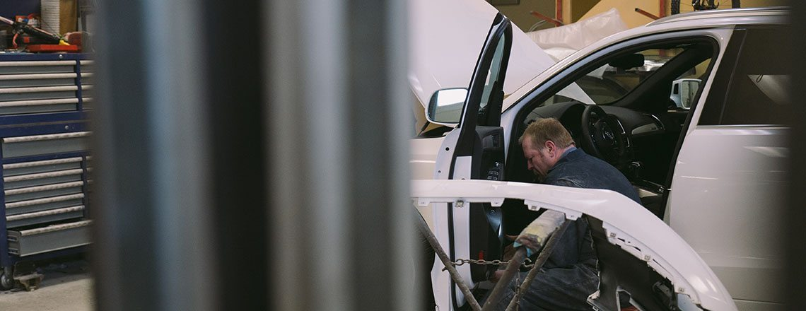 Auto Body Repair Abbotsford body shop