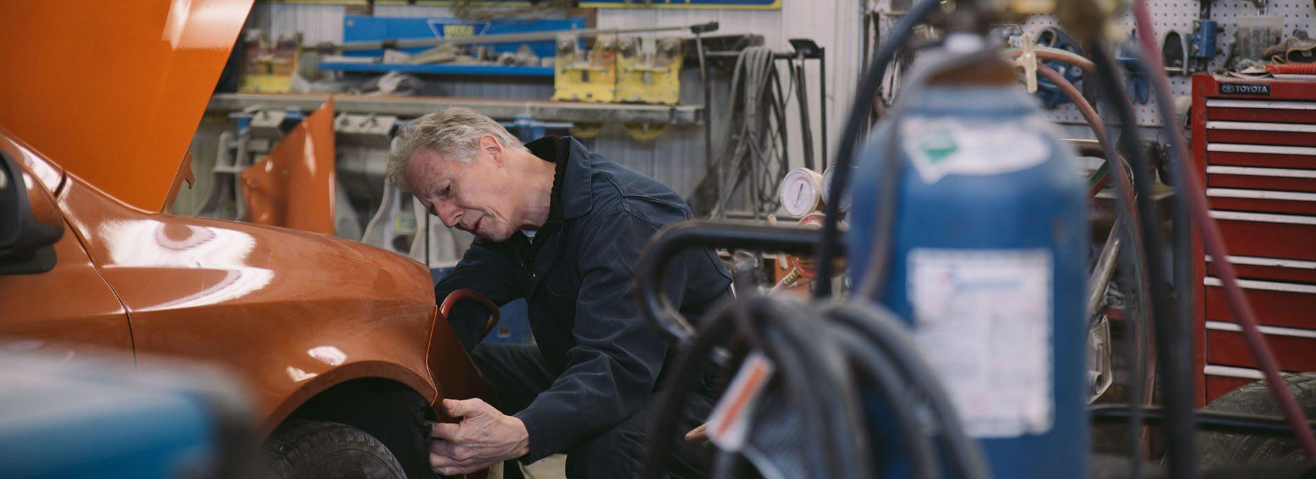 Abbotsford Auto Body Shop and Collision Repair